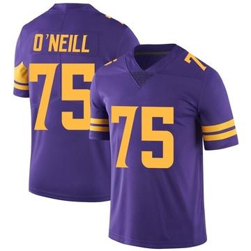 Youth Nike Minnesota Vikings Brian O'Neill Purple Color Rush Jersey - Limited
