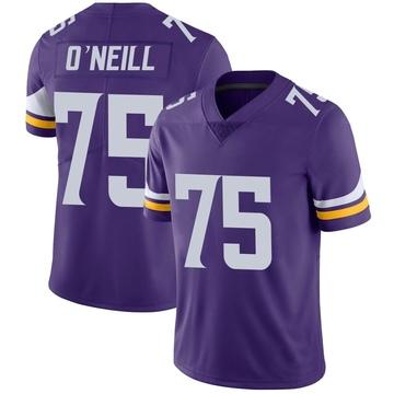Youth Nike Minnesota Vikings Brian O'Neill Purple Team Color Vapor Untouchable Jersey - Limited
