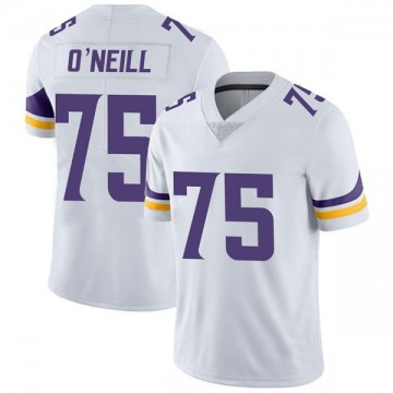 Youth Nike Minnesota Vikings Brian O'Neill White Vapor Untouchable Jersey - Limited
