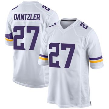Youth Nike Minnesota Vikings Cameron Dantzler White Jersey - Game