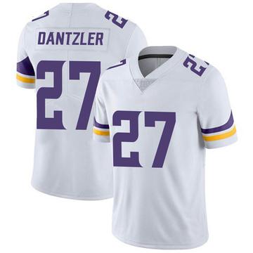 Youth Nike Minnesota Vikings Cameron Dantzler White Vapor Untouchable Jersey - Limited