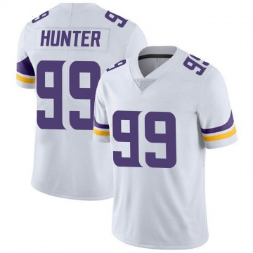 Youth Nike Minnesota Vikings Danielle Hunter White Vapor Untouchable Jersey - Limited