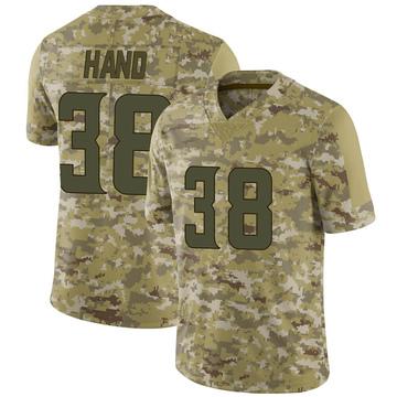Youth Nike Minnesota Vikings Harrison Hand Camo 2018 Salute to Service Jersey - Limited
