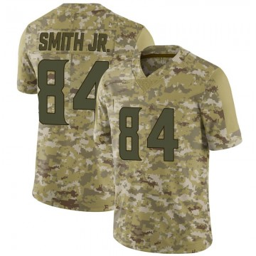 Youth Nike Minnesota Vikings Irv Smith Jr. Camo 2018 Salute to Service Jersey - Limited