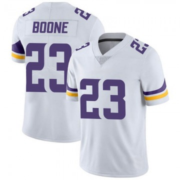 Youth Nike Minnesota Vikings Mike Boone White Vapor Untouchable Jersey - Limited