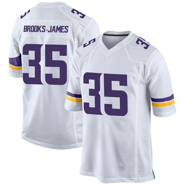 Youth Nike Minnesota Vikings Tony Brooks-James White Jersey - Game