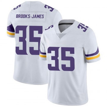 Youth Nike Minnesota Vikings Tony Brooks-James White Vapor Untouchable Jersey - Limited